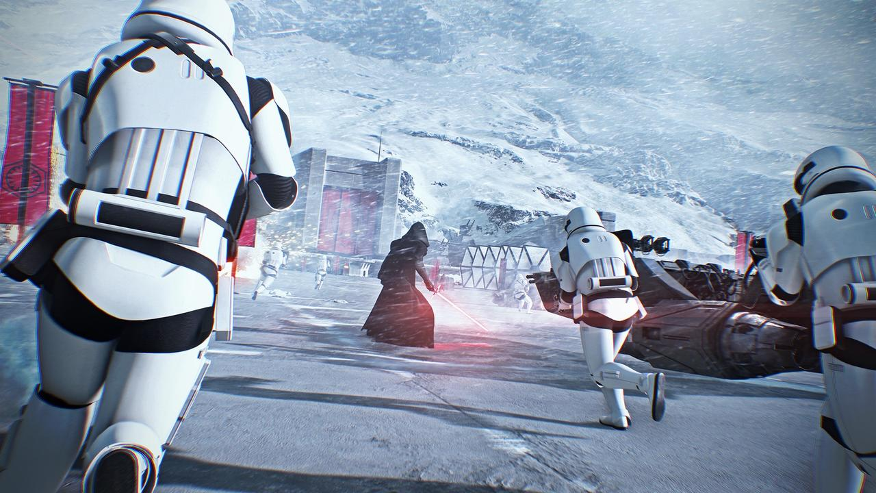 Review: 'Star Wars Battlefront II is groots én beperkt'