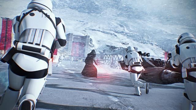 EA voegt microtransacties opnieuw toe aan Star Wars Battlefront II