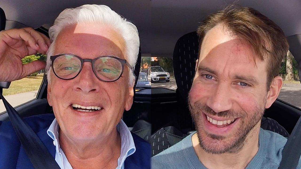 In de auto met Jan Slagter: 'Wil Linda de Mol bij Omroep Max'