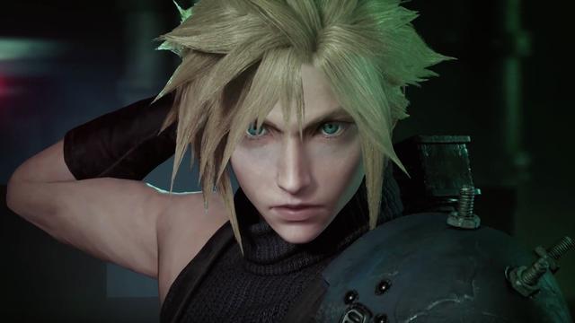 Beelden tonen eerste gameplay remake Final Fantasy 7