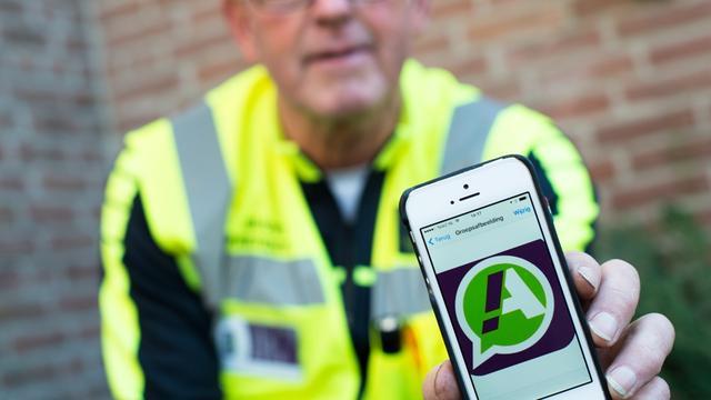 Potloodventer gevat dankzij melding op Whatsapp Alert