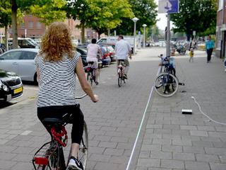Deze techniek moet fietsers vaker door groen laten fietsen