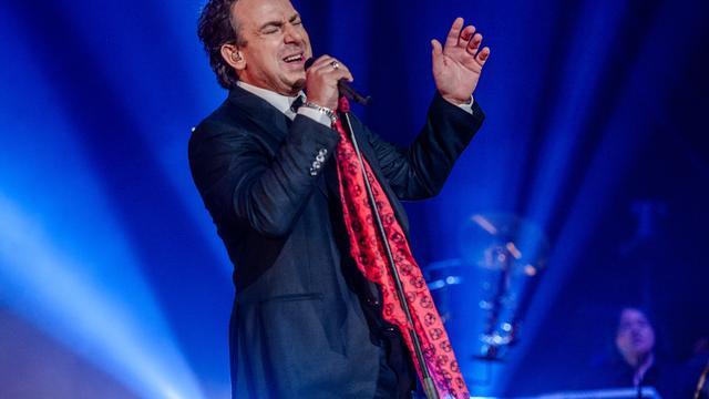 Marco Borsato geeft twee concerten in Ziggo Dome
