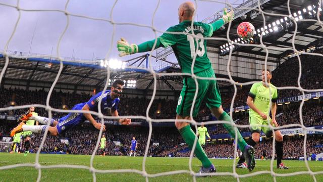 Hiddinks Chelsea schakelt B-team Manchester City uit in FA Cup