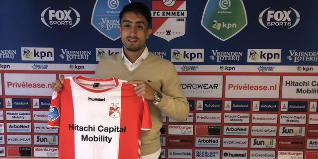 FC Emmen haalt verdediger Cavlan na één jaar terug van Austria Wien