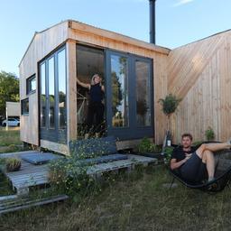 Wat kost dat eigenlijk, zo'n tiny house?
