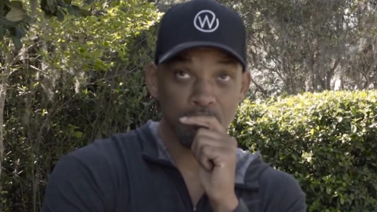 Will Smith wordt uitgedaagd tot springen uit helikopter