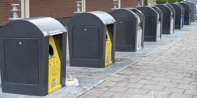 Utrecht stopt met het gescheiden inzamelen van plastic-, blik- en pakafval
