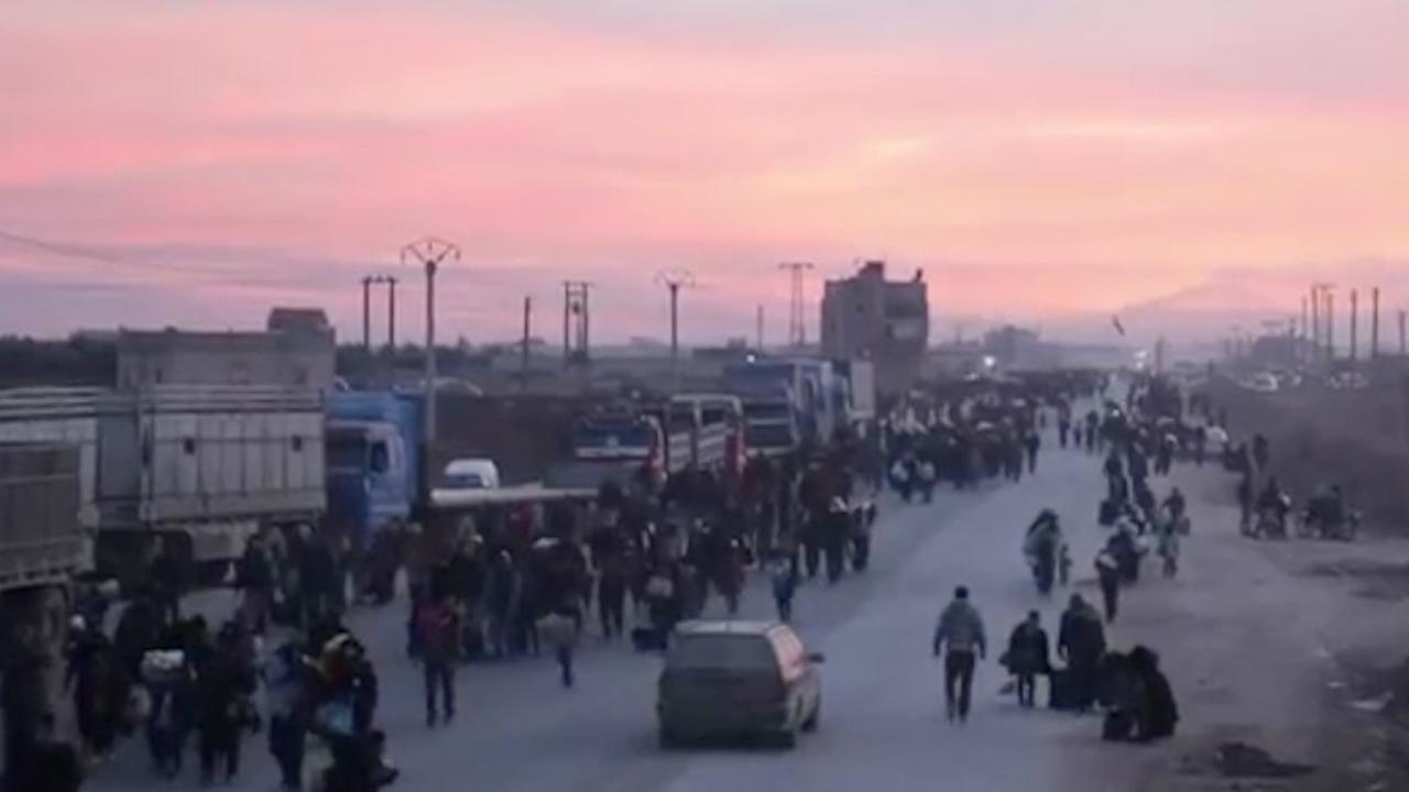 'Bombardementen Aleppo treffen ook klinieken