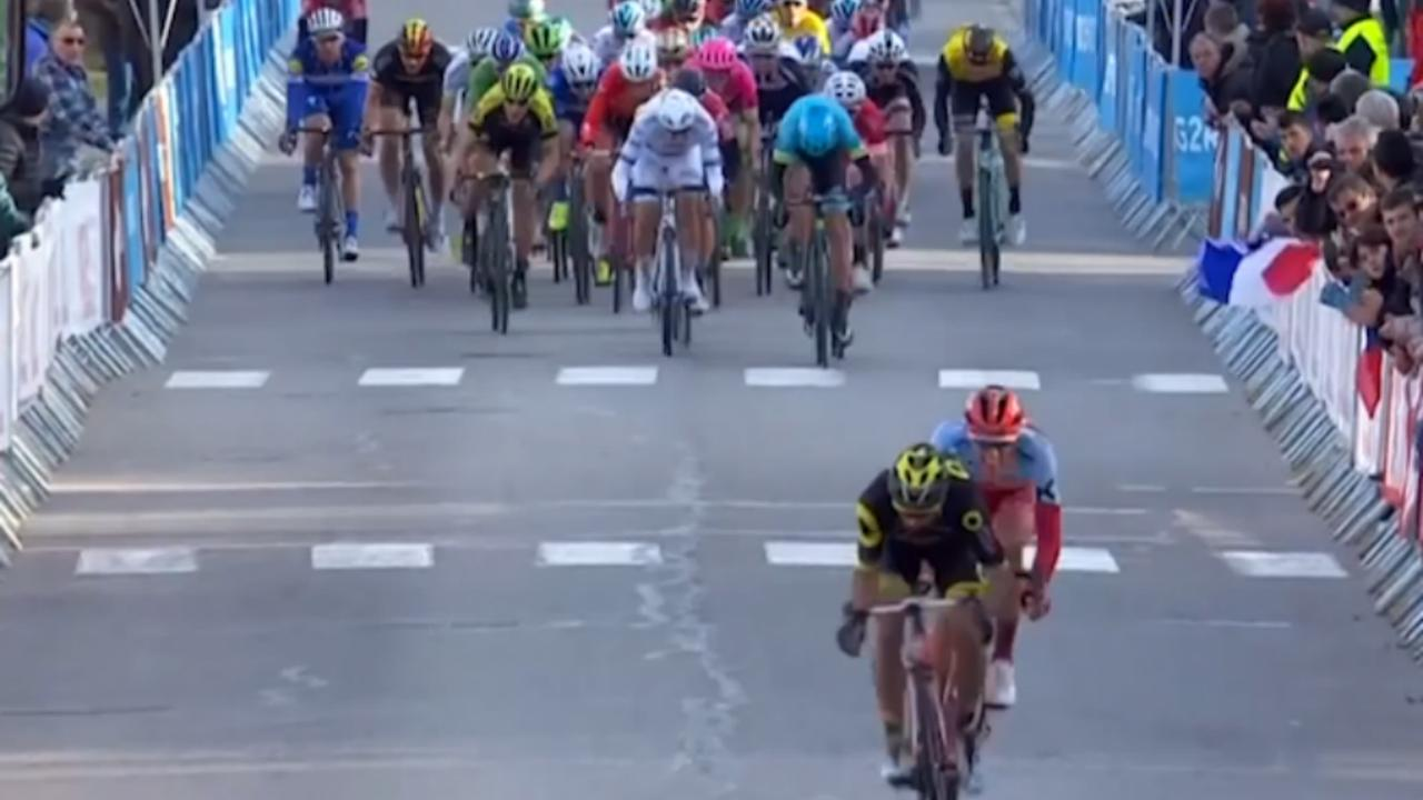 Bekijk hier de samenvatting van de vijfde etappe Parijs-Nice