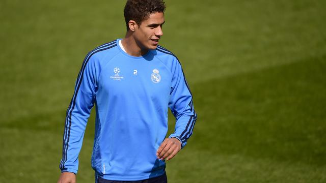 Real Madrid mist geblesseerde Varane in Champions League-finale