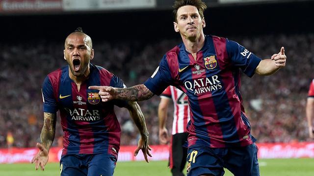 'Messi kan tegen elke club zo'n goal als tegen Bilbao maken'