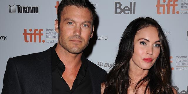 Megan Fox en Brian Austin Green tot schikking gekomen in scheiding