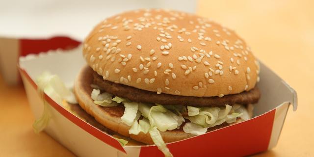 McDonald's niet gelukkig met komst Amsterdamse bezorgdienst