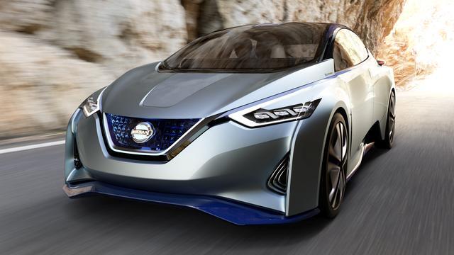 Renault-Nissan zet in op autonome auto's
