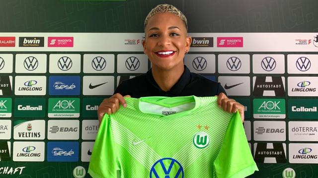 Oranje-international Van de Sanden verruilt Lyon voor VfL Wolfsburg