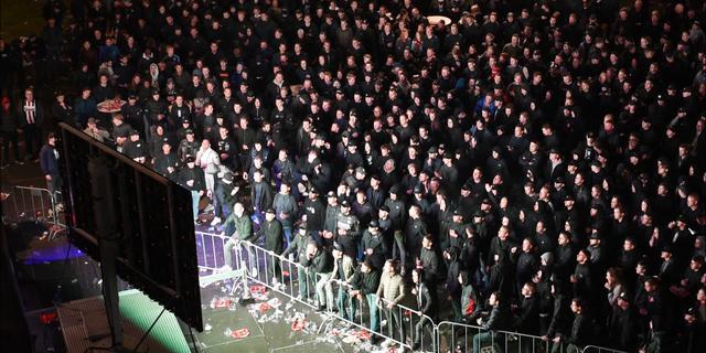 Willem II spreekt steun uit voor gemeente Tilburg na ophef over fanplein