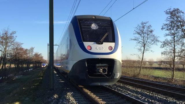 Dit weekend geen treinen tussen Haarlem en Leiden