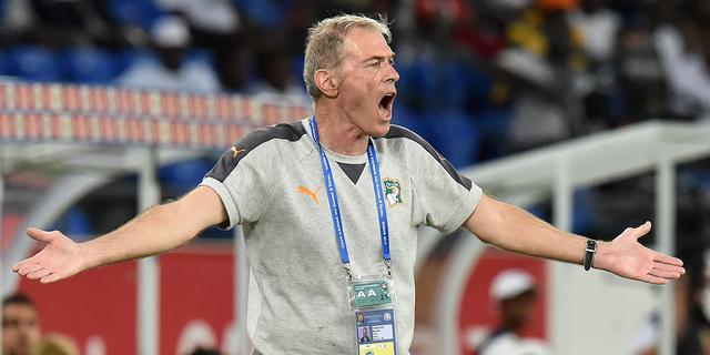 Dussuyer stapt op als bondscoach van Ivoorkust