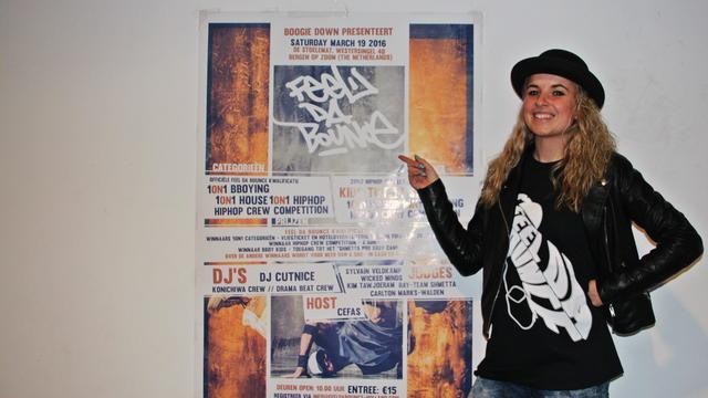 Boogie Down haalt internationale hiphopwedstrijd naar Bergen op Zoom