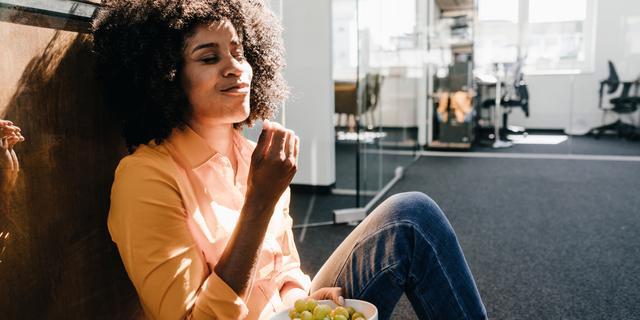 Niet alleen gezond, maar ook gevarieerd eten is belangrijk