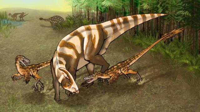 'Dinosaurus met uitzonderlijk reukvermogen ontdekt'