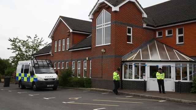 Antiterreurdienst onderzoekt mogelijk giftige stof in Engels Salisbury