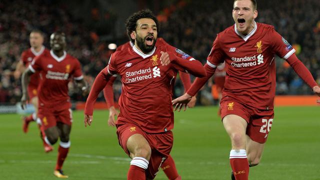 Salah kan tegen oude club AS Roma CL-record Eto'o verbeteren