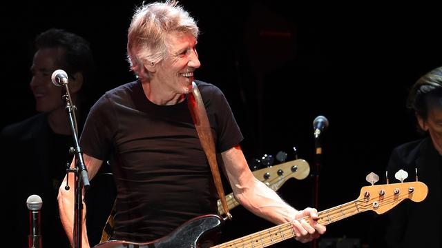 Bouwen van muren is volgens Roger Waters niet de oplossing