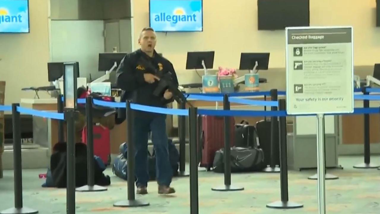 Agenten in Fort Lauderdale ontruimen luchthaven