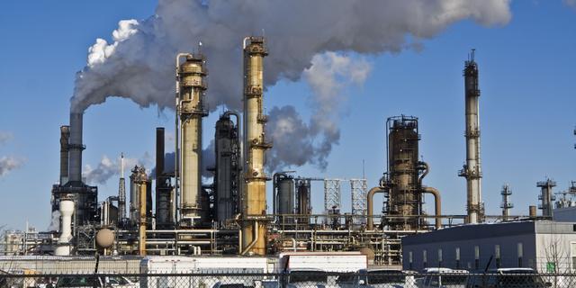 Omvang broeikasgassen bereikt opnieuw recordhoogte