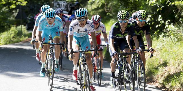 Liveticker Giro: Kruijswijk bij favorieten in finale negentiende rit