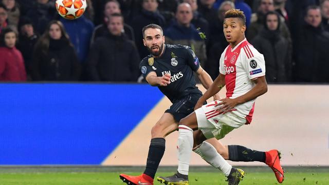 Meer dan 2,6 miljoen kijkers voor Ajax-Real Madrid