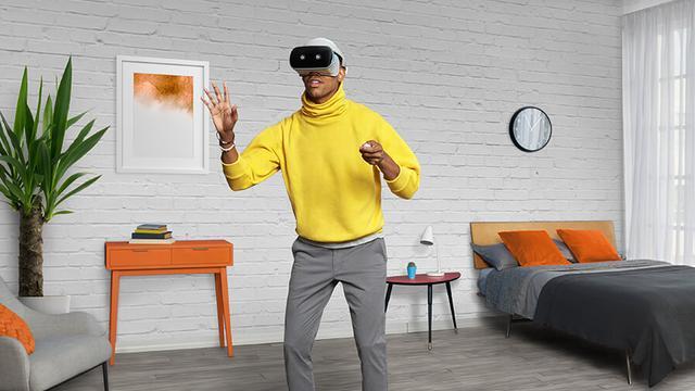 Google test AR-functies voor virtualrealityplatform Daydream