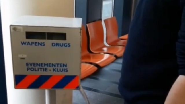Tot nu toe acht wapens ingeleverd tijdens actie politie Rotterdam