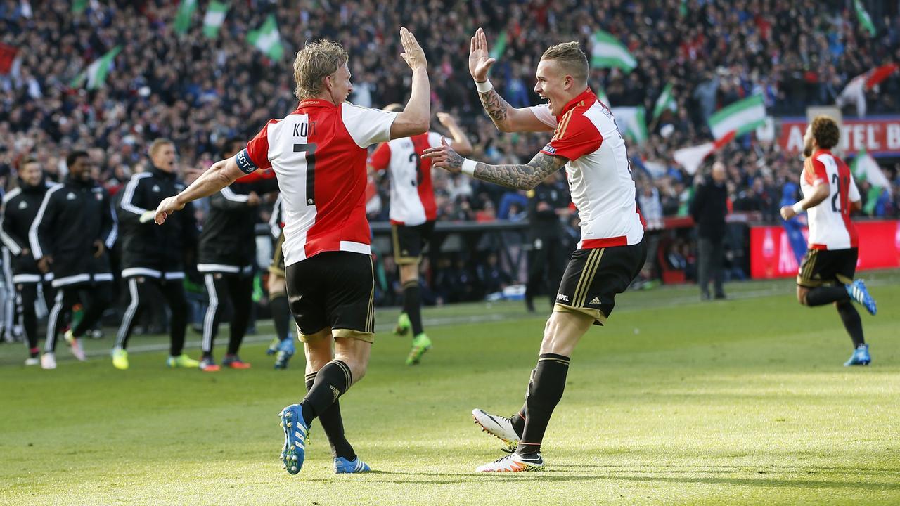 Samenvatting bekerfinale Feyenoord-FC Utrecht