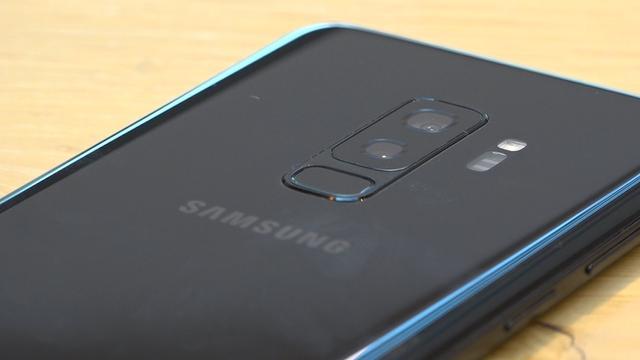 'Samsung Galaxy S10 voorzien van vijf cameralenzen'