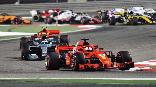 Reacties na knappe zege Vettel in Grand Prix Bahrein (gesloten)