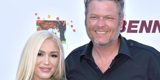 Blake Shelton staat nog steeds versteld van relatie met Gwen Stefani