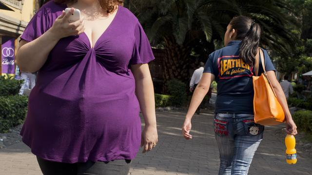 'Overgewicht als tiener geeft hoger risico op beroerte als volwassene'