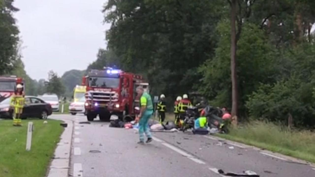 Autodief rijdt jongetje (4) dood in het Gelderse Zelhem