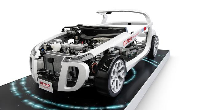 Toyota-partner Denso vergroot aandeel in chipmaker