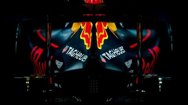 Red Bull Racing rijdt ook komende twee jaar met TAG Heuer-motoren