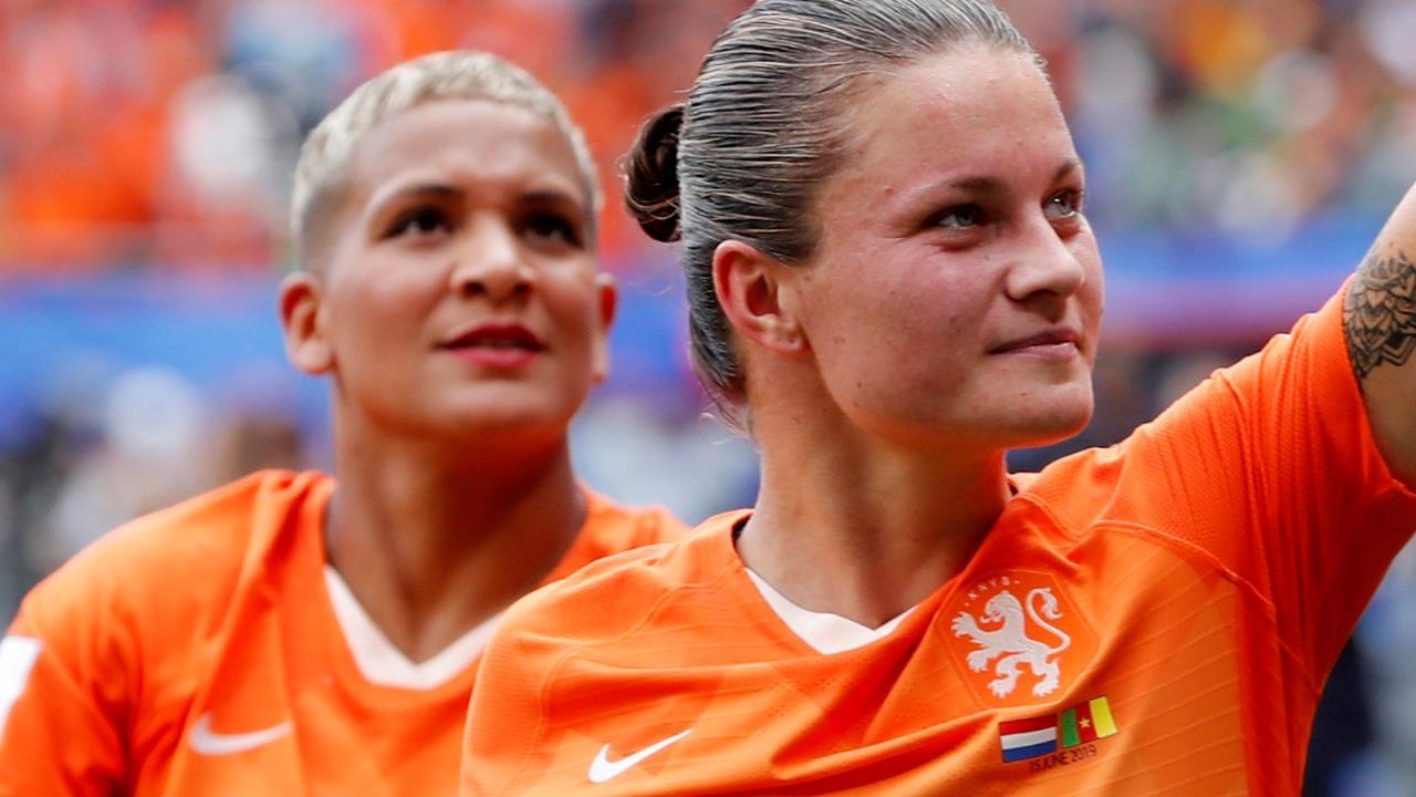 Vooruitblik: 'Niet alle Oranjevrouwen hebben schijt aan kritiek'