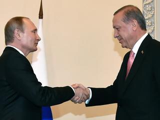 Beide leiders spraken na afloop van een 'zeer positieve stemming'
