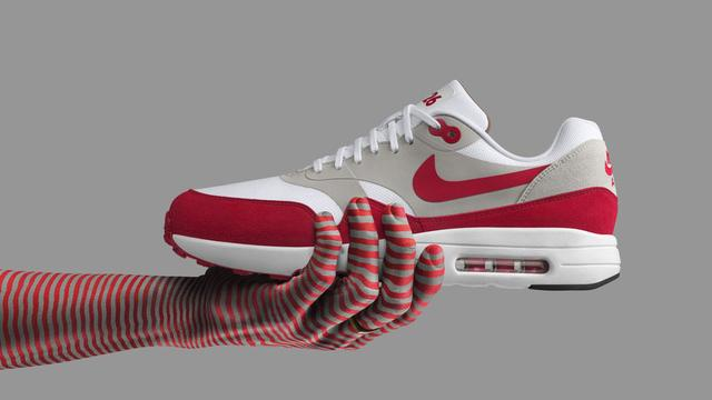 Nike gebruikt smartphonecamera om schoenmaat op te meten