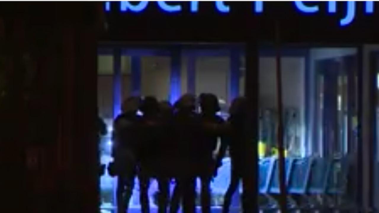 Politie doet onderzoek na overval in 's-Gravendeel
