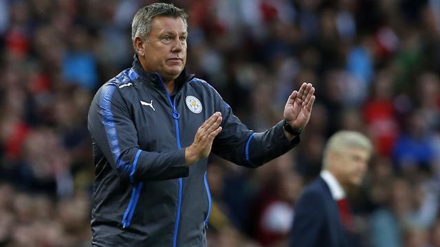 Leicester City ontslaat manager Shakespeare na slechte seizoensstart