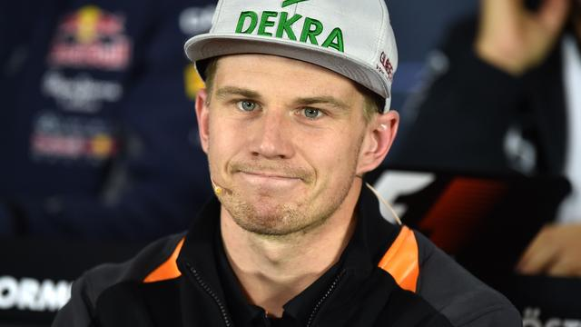 Hülkenberg tot en met 2017 onder contract bij Force India