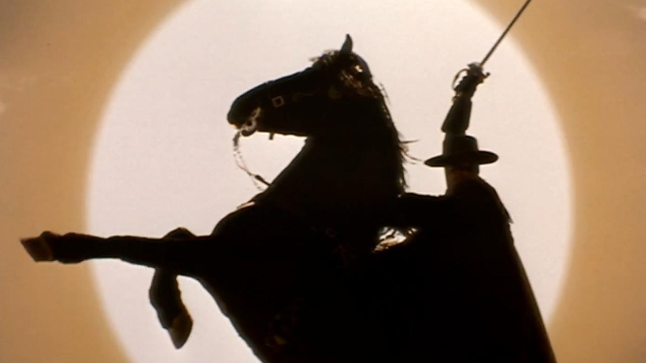 Bekijk de trailer van The Mask of Zorro